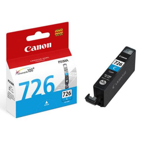Mực in phun Canon CLI 726 (xanh) – Cho máy IP4970/ 4870/ MG-5270/ 5370/ IX6560/ 6170/ 8170