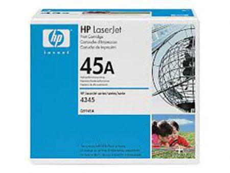 Hộp mực in HP 45A (Q5945A) – Cho máy HP 4300/ 4345/ M4345 MFP