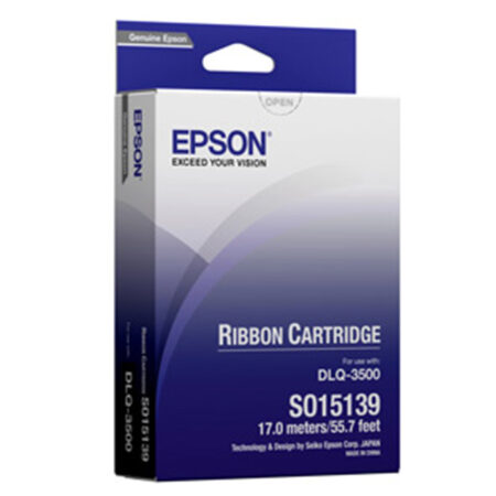 Ruy băng mực Epson S015566 – Cho máy in kim DLQ-3000/ 3000+/ 3500