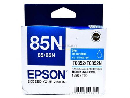 Mực in màu Epson T0852 (xanh) – Dùng cho máy Epson t60/ 1390