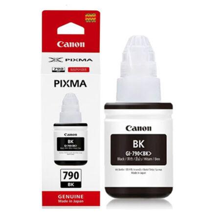 Mực in Canon GI 790BK (đen) – Dùng cho máy G1000/ G2000/ G3000