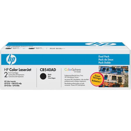 Hộp mực màu HP 125A (đen) – Cho máy HP Color CP1215/ CP1515/ CM1312