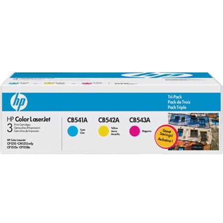 Hộp mực màu HP 125A (xanh) – Cho máy HP Color CP1215/ CP1515/ CM1312