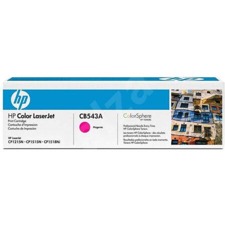 Hộp mực màu HP 125A (đỏ) – Cho máy HP Color CP1215/ CP1515/ CM1312