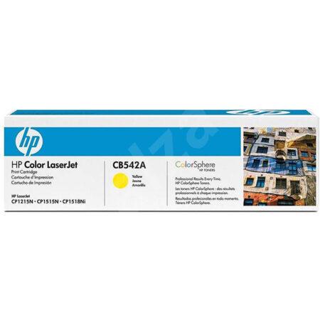 Hộp mực màu HP 125A (vàng) – Cho máy HP Color CP1215/ CP1515/ CM1312
