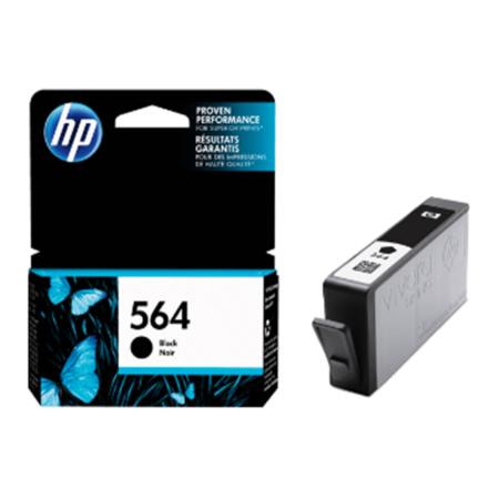 Mực in phun HP 564 (đen) – HP Photosmart 5510/ 6510/ B110a/ B210a
