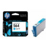 Mực in phun HP 564 (xanh) - HP Photosmart 5510/ 6510/ B110a/ B210a