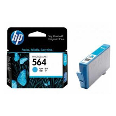 Mực in phun HP 564 (xanh) – HP Photosmart 5510/ 6510/ B110a/ B210a