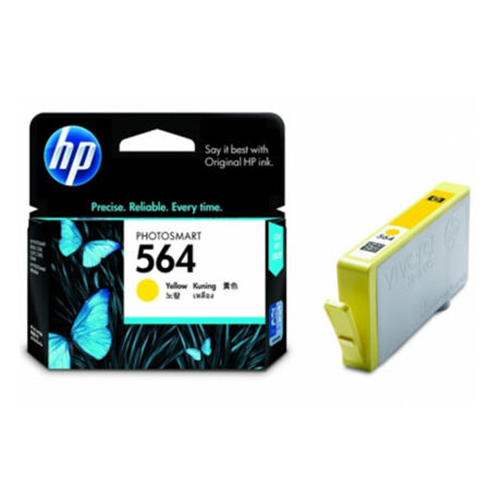 Mực in phun HP 564 (vàng) – HP Photosmart 5510/ 6510/ B110a/ B210a