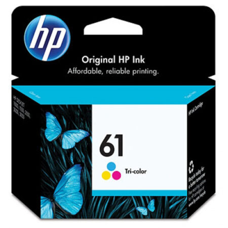 Mực in phun HP 61 (màu) – HP DeskJet 1000/ 1010/ 1510/ 2000/ 1050/ 2050