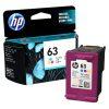 Mực in phun HP 63 (màu) - Cho máy HP Deskjet 1110/ 1112/ 2130/ 2132/ 3630
