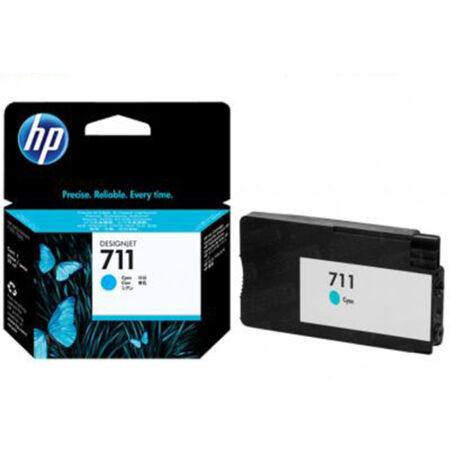 Mực in phun HP 711 (xanh) – Dùng cho máy HP DesignJet T520