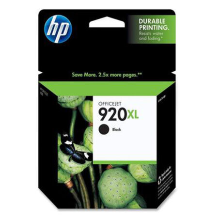 Mực in phun HP 920XL (đen) – Cho máy HP OfficeJet 6000/ 6500/ 7000/ 7500
