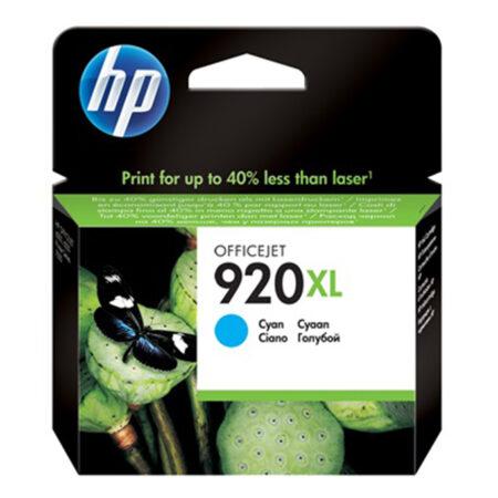 Mực in phun HP 920XL (xanh) – Cho máy HP OfficeJet 6000/ 6500/ 7000/ 7500