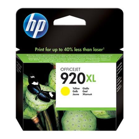 Mực in phun HP 920XL (vàng) – Cho máy HP OfficeJet 6000/ 6500/ 7000/ 7500
