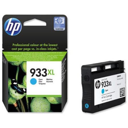 Mực in phun HP 933XL (xanh) – Cho máy HP OJ 6100/ 7110/ 7610/ 7612