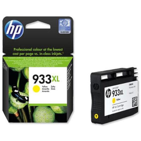 Mực in phun HP 933XL (vàng) – Cho máy HP OJ 6100/ 7110/ 7610/ 7612