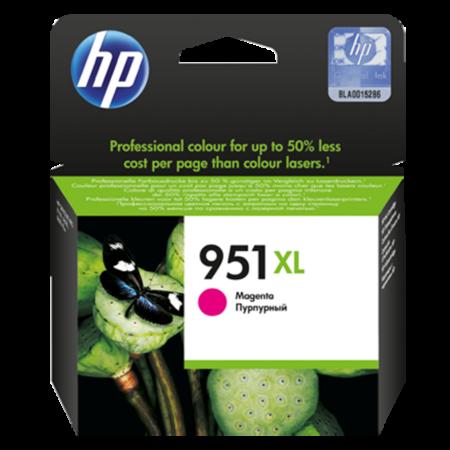 Mực in phun HP 951XL (đỏ) – Cho máy HP OfficeJet 8100/ 8600/ 8610/ 8620