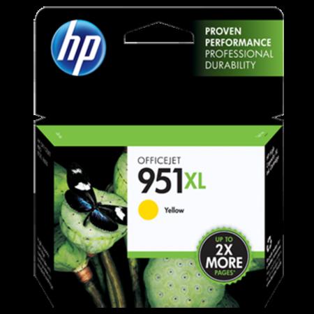Mực in phun HP 951XL (vàng) – Cho máy HP OfficeJet 8100/ 8600/ 8610/ 8620