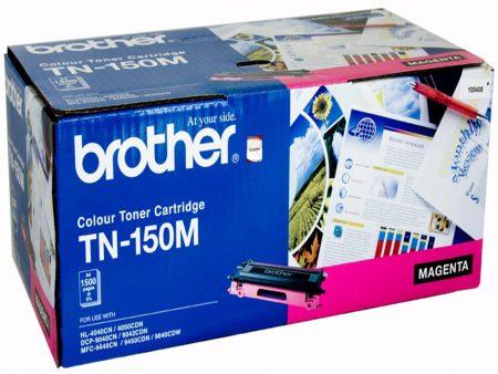 Hộp mực màu Brother TN150M (đỏ) – Cho máy HL-4040/ 4070/ DCP-9040