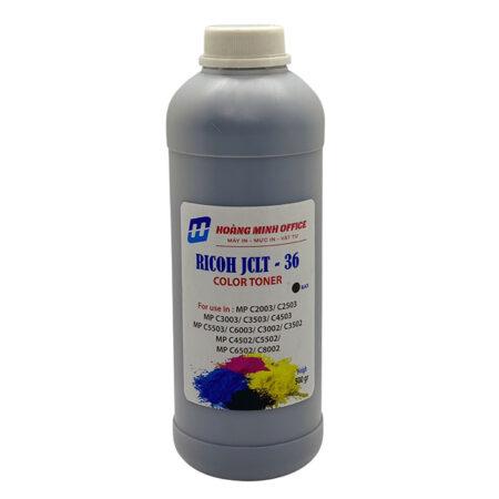 Mực đổ photo màu đen Ricoh MP C4502/ 5502/ 6502/ 4503/ 5503/ 6503