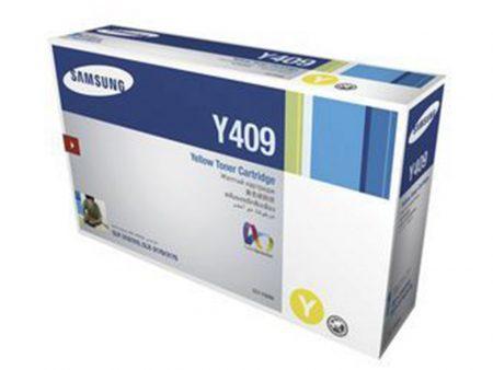Hộp mực màu Samsung CLP-Y409S (vàng) – Cho máy CLP-310/ 315/ CLX-3170/ 3175