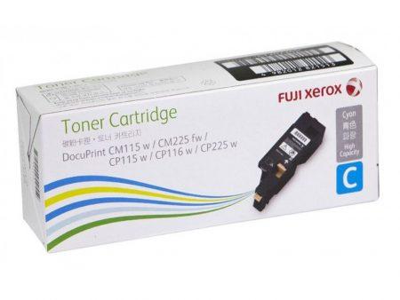 Hộp mực màu Xerox CT202265 (xanh) – Cho máy DocuPrint CP115/ CP116/ CM115/ CP225/ CM225