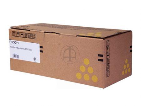 Hộp mực màu Ricoh 250S (vàng) – Dùng cho máy in SP C250dn/ C250sf/ C252dn