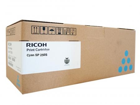 Hộp mực màu Ricoh 250S (xanh) – Dùng cho máy in SP C250dn/ C250sf/ C252dn