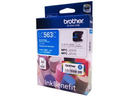 Mực in phun Brother LC563C (xanh) – Dùng cho máy MFC-J2310/ J2510/ J3520/ J3720