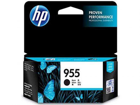 Mực in phun HP 955 đen (L0S72AA) – Cho máy in HP Officejet 8210/ 8710/ 8720/ 8730