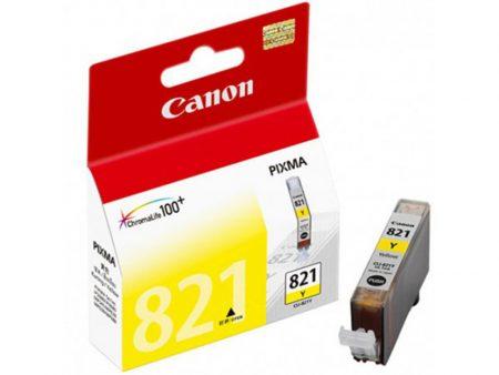 Mực in phun Canon CLI 821 (vàng) – Dùng cho MP540/ 558/ 628/ 996/ MX868/ 876/ iP3680/ 4680/ 4760