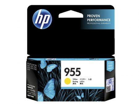 Mực in phun HP 955 vàng (L0S69AA) – Cho máy in HP Officejet 8210/ 8710/ 8720/ 8730