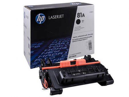 Hộp mực in HP 81A (CF281A) – Cho máy HP M604dn/ M605dn/ M606dn
