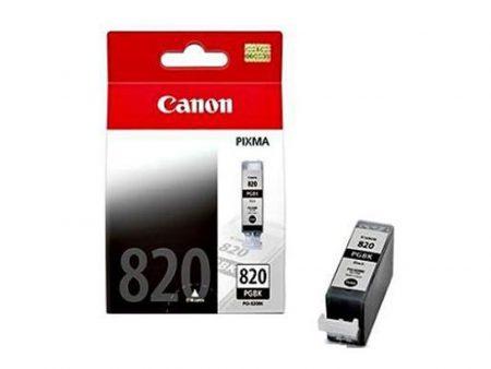 Mực in phun Canon PGI 820 (đen) – Dùng cho MP540/ 558/ 628/ 996/ MX868/ 876/ iP3680/ 4680/ 4760