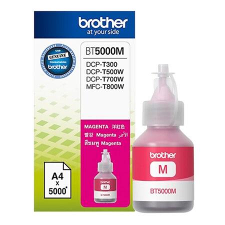 Mực in phun Brother BT5000M (đỏ) – Cho máy DCP-T300/ T700w/ T500w/ MFC-T800w