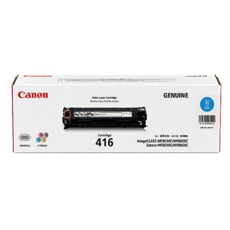 Hộp mực màu Canon 416C (xanh) – Dùng cho máy MF8010Cn/ MF8080Cw/ MF8050Cn