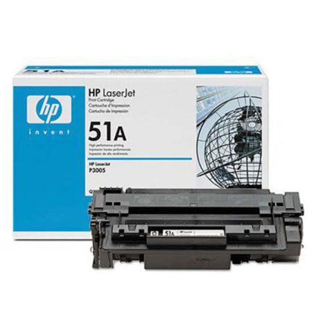 Hộp mực in HP 51A (Q7551A) – Cho máy in HP LaserJet P3005/ M3035/ M3027