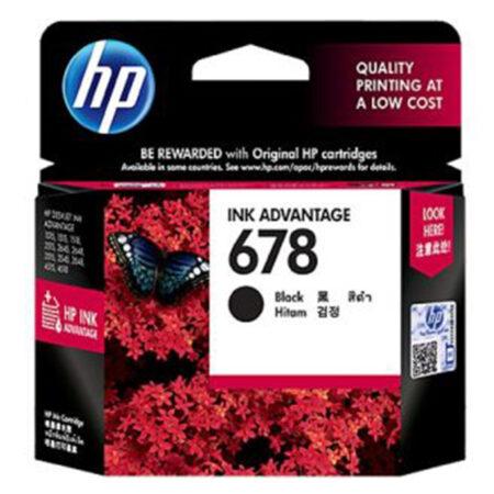 Mực in phun HP 678 đen – Cho máy DJ 1515/ 2515/ 2545/ 2645/ 3515/ 3545/ 4515/ 4645