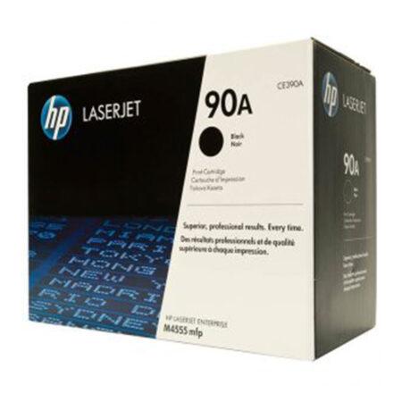 Hộp mực in HP 90A (CE390A) – Cho máy in HP Pro M601dn/ M602dn/ M603dn