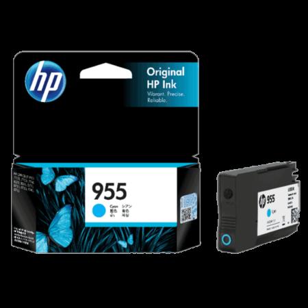 Mực in phun HP 955 (xanh) – Cho máy HP OfficeJet 8210/ 8710/ 8720/ 8730