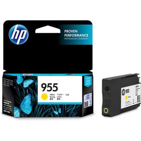 Mực in phun HP 955 (vàng) – Cho máy HP OfficeJet 8210/ 8710/ 8720/ 8730
