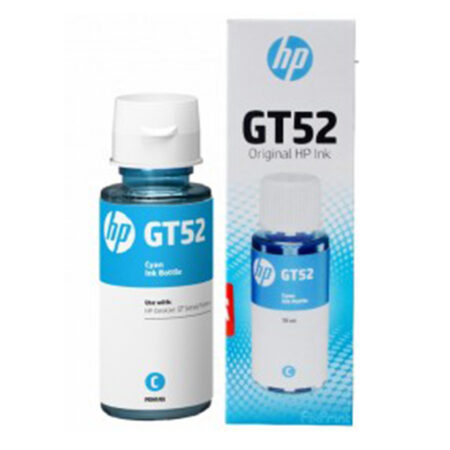 Mực in phun GT52 (xanh) – Cho máy HP DeskJet GT 5810/ GT 5820