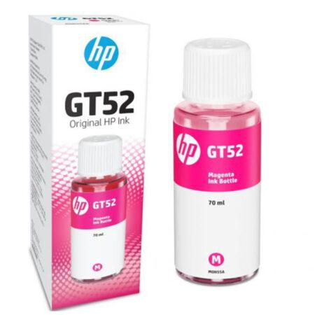 Mực in phun GT52 (đỏ) – Cho máy HP DeskJet GT 5810/ GT 5820