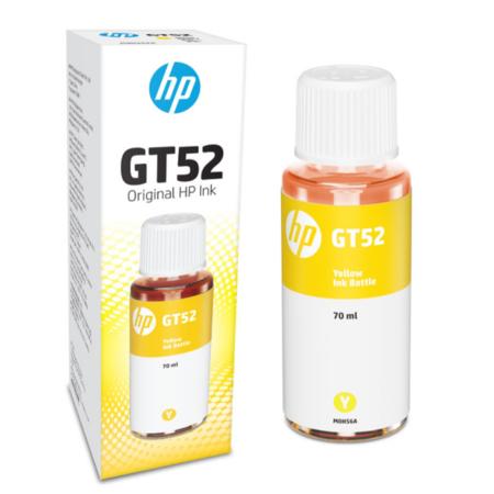 Mực in phun GT52 (vàng) – Cho máy HP DeskJet GT 5810/ GT 5820