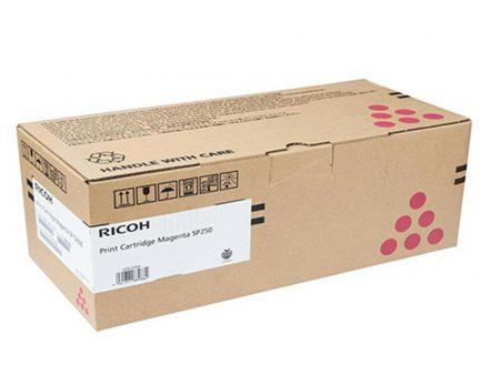Hộp mực màu Ricoh 250S (đỏ) – Dùng cho máy in SP C250dn/ C250sf/ C252dn