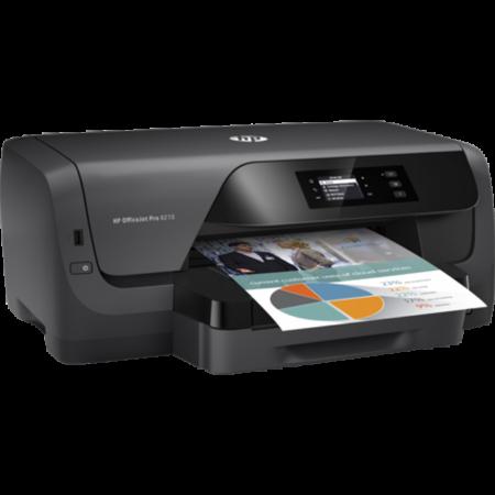 Máy in phun màu HP OfficeJet Pro 8210 (khổ A4 + In đảo mặt)