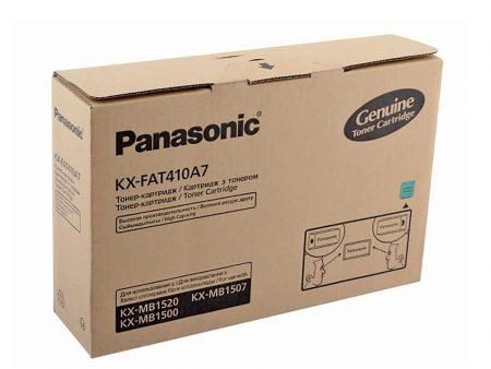 Hộp mực in Panasonic FAT410 – Cho máy fax KX-MB 1500/ 1520/ 1530