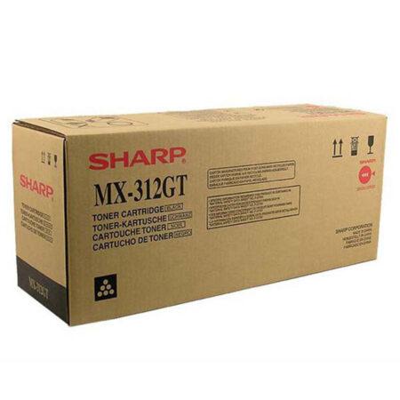 Hộp mực Sharp MX312GT – Dùng cho máy AR-5726/ 5731/ M260N/ M310N