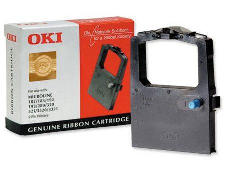 Ruy băng mực máy in kim Oki ML-590
